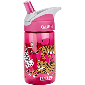 CamelBak eddy LTD Bottle 400ml Kinder tigers